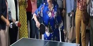 Dancila l-a amenintat pe Teodorovici cu remanierea la un meci de ping-pong