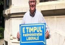 Inca o revenire pe scena politica in Craiova : Horatiu Buzatu redevine membru PNL!
