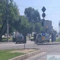 Accident pe Calea Bucuresti
