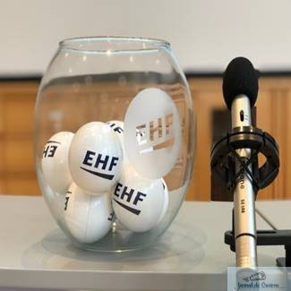 Handbal : HANDBALISTELE SI-AU AFLAT ADVERSARELE DIN CUPA EHF