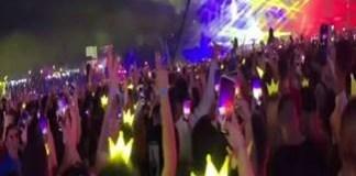 Video : Un DJ suedez a facut senzatie cu o melodia lui Adrian Minune - Asa sunt zilele mele la festivalul Neversea