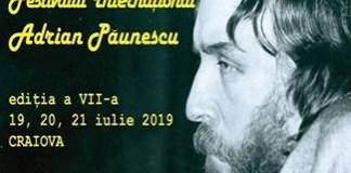 Festivalul International Adrian Paunescu, la cea de-a saptea editie