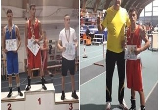 Box : Cosmin Tobosaru este Campion National la categoria 56 Kg si va reprezenta Romania la Campionatul European de tineret