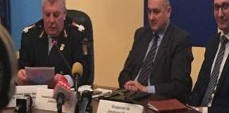 Constantin Florea, de la Inspectoratul de Jandarmi Judetean Dolj la comanda Jandarmeriei Romane