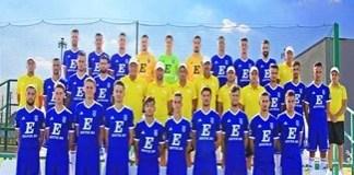 Fotbal : Universitatea Craiova si-a prezentat lotul zilele trecute ! Sursa foto editie.ro