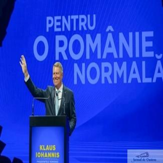 Presedintele Klaus Iohannis, in Piata Universitatii; PNL a lansat campania de strangere de semnaturi pentru alegerile prezidentiale