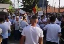 Mars Protest impotriva construirii fabricii Clariant la Podari!