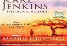 Filarmonica Oltenia Craiova - Deschiderea Stagiunii 2019/2020: Symphonic Adiemus de Karl Jenkins – o lume sonora fantastica