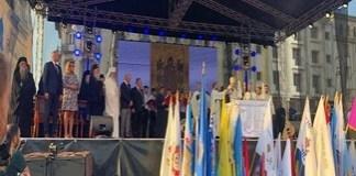 Patriarhul Daniel a participat la Intalnirea Internationala a Tinerilor Ortodocsi de la Craiova