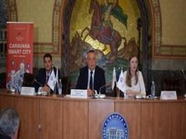 Caravana Smart City, Craiova – Primarul Mihail Genoiu despre importanta Strategiei Smart City a Romaniei si nevoia de standardizare a aplicatiilor la nivel national