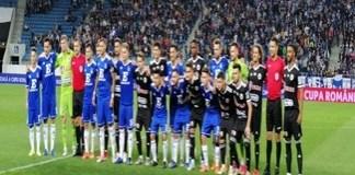 Fotbal : Universitatea Craiova paraseste Cupa Romaniei cu fruntea sus ! Universitatea CRAIOVA - UNIVERSITATEA CLUJ 2-3
