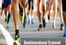 A mai ramas o luna pina la STARTUL Semimaratonului Craiovei