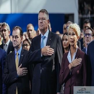 Președintele Klaus Iohannis i-a cucerit si pe olteni