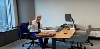 Rares Bogdan, mesaj din biroul de la Bruxelles : Ne asteapta zile complicate, dar luptam la baioneta pentru cateva urgente!