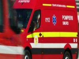 Accident cu doua victime in Podari ..