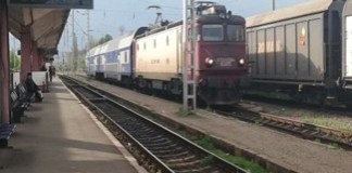Accident mortal in Gara Craiova. Un angajat al Electrificare CFR SA a fost electrocutat