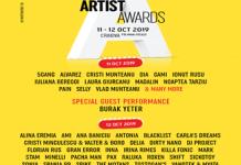 Mai sunt 4 zile pana incepe The Artist Awards!