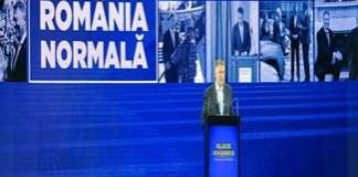 """Klaus Iohannis si-a prezentat programul prezidential """"Impreuna pentru Romania normala"""""""