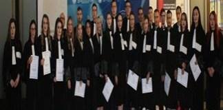 Avocatii doljeni care au promovat examenul din sesiunea august 2019 au depus juramantul