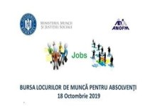 Bursa locurilor de munca pentru absolventi