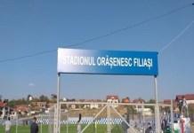 Fotbal : Universitatea Craiova va evolua la Filiasi urmatoarele meciuri !