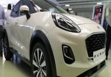 Ford incepe productia modelului Puma la uzina de la Craiova