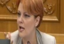 CNCD a sanctionat-o pe Lia Olguta Vasilescu pentru declaratiile referitoare la etnicii germani.