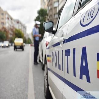 Tanar prins conducand masina fara permis de conducere in Cetate