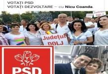 Presedinte de sectie de votare, activist PSD!