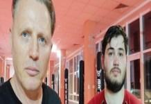 KickBox : Alin Ionut Iancu se pregateste alaturi de Ionut Puca pentru Dynamite Fighting Show