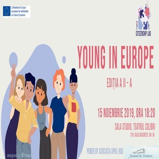 Citizenship Lab Young In Europe Workshop, Editia a II - a