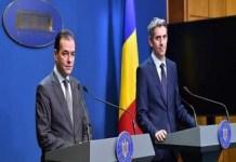 Ionel Danca, Seful Cancelariei Premierului, prezinta bilantul primelor 10 zile de guvernare liberala