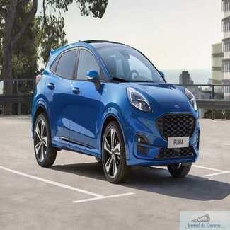 Noul Ford Puma produs la fabrica din Craiova, pe lista oficiala de preturi!