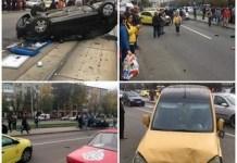 Masacru la Institut ! 3 persoane decedate si inca cateva victime intr-un accident ...
