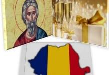 MESAJE de SFANTUL ANDREI 2019. SMS-uri, urari, felicitari pe care le poti trimite celor care isi sarbatoresc onomastica de Sf. Andrei