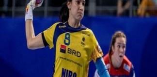 Handbal feminin: Romania, invinsa la limita de Muntenegru la Campionatul Mondial din Japonia
