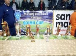 Fotbal : Azi s-a incheiat Soimii Cup Craiova 2019!