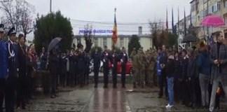 Unic in Romania ! 1 Decembrie sarbatorit pe 30 noiembrie la Filiasi ...