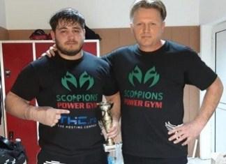 KickBox : Victorie prin KO pentru Ionut Alin Iancu la Mix Kombat !