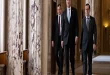 Schimbarea Constitutiei, un nou demers anuntat de Iohannis si Orban