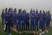 Fotbal : Universitatea Craiova a efectuat primul antrenament din acest an ..