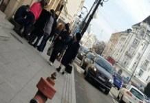 Barbat accidentat pe o trecere de pietoni de pe strada A.I. Cuza ..