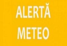 Alerta Meteo : Cod galben Olt, Dolj, Mehedinti !