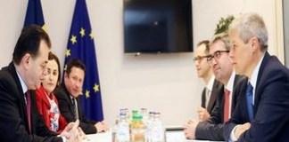 Ludovic Orban, promisiune ferma la Bruxelles: Sunt clar in favoarea alegerilor anticipate si a alegerilor in doua tururi