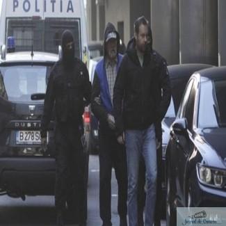 Dinca si complicele sau au fost transferati la Penitenciarul Craiova