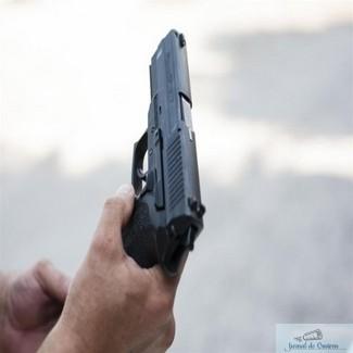 Pistol indisponibilizat de politistii craioveni