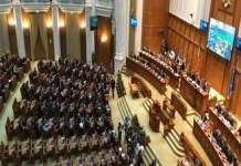 Parlamentul a eliminat pensiile speciale.