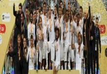 Fotbal : Real Madrid a castigat Supercupa Spaniei