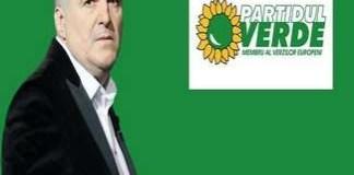 Florin Calinescu , presedintele Partidului Verde vine maine la Craiova ..