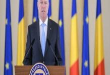 Klaus Iohannis l-a desemnat pe Florin Citu sa formeze un nou guvern
